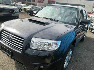 gebraucht Subaru Forester 2.5XT Limited (Club)