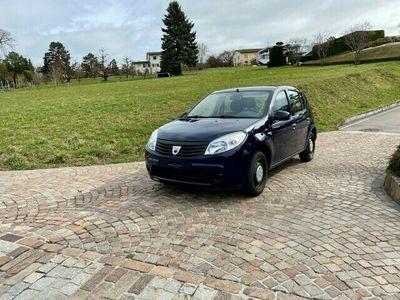 gebraucht Dacia Sandero 1.2
