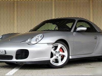 gebraucht Porsche 911 Carrera 4S Cabriolet 34'900km 09.2004