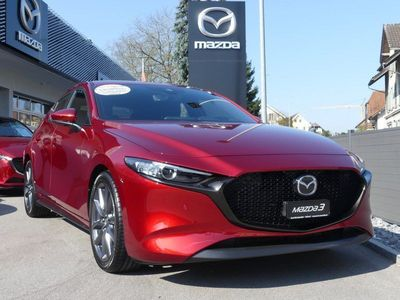 "gebraucht Mazda 3 Hatchback SKYACTIV-G M Hybrid 122 Ambition Pack 18"""