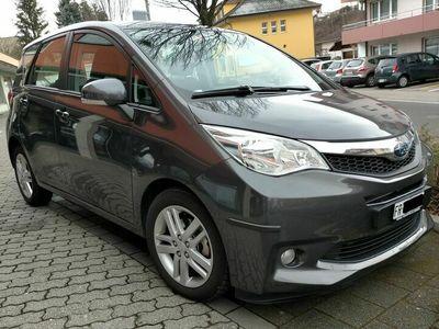 gebraucht Subaru Trezia 1.4D, diesel automatique.