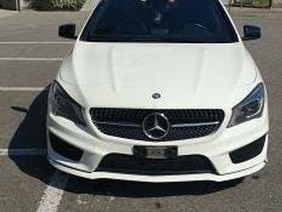 gebraucht Mercedes CLA220 CLA-KlasseCDI AMG Line 4M