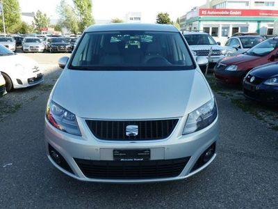 gebraucht Seat Alhambra 1.4 TSI Reference Intro Eco
