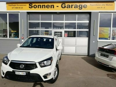 gebraucht Ssangyong Actyon Actyon Sports FR 2.0 Sapphire 4WD ASports FR 2.0 Sapphire 4WD A