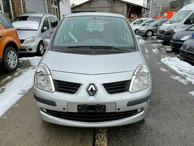 gebraucht Renault Modus 1.6 16V Exception Automatic