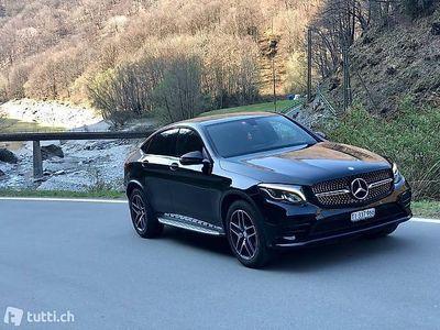 gebraucht Mercedes 250 GLC Coupéamg line
