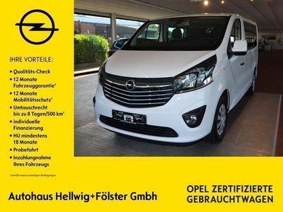 gebraucht Opel Vivaro B 1.6 CDTI Biturbo L1H1 2 7t
