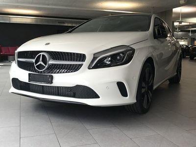 gebraucht Mercedes 180 A-Klasse Mercedes Benz A-ClassNight Star