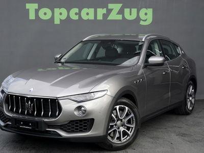 gebraucht Maserati Levante S 3.0 V6 **CH-Fahrzeug**