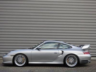 gebraucht Porsche 911 GT2 61'300km 12.2002