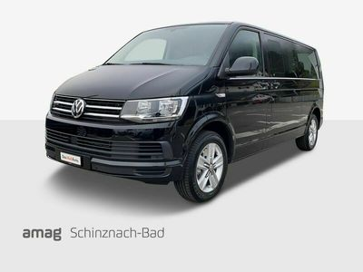 gebraucht VW Multivan T62.0 TDI Comfortline 4Motion DSG LWB