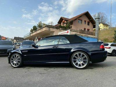 gebraucht BMW M3 Cabriolet ,