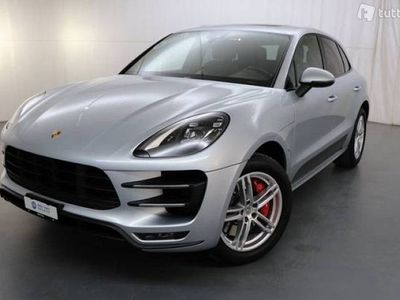 gebraucht Porsche Macan Turbo 3.6 V6 Performance