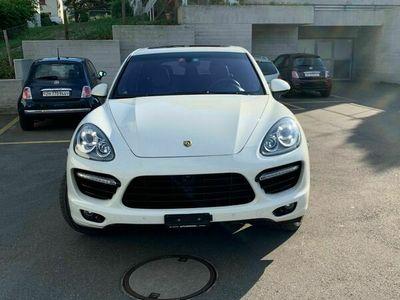 gebraucht Porsche Cayenne Turbo Performance 540 Ps