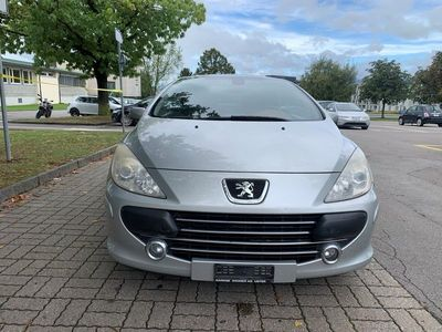 gebraucht Peugeot 307 CC 2.0 16V Platinum Edition
