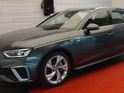 gebraucht Audi A4 2.0 35 TDI Advanced S-Tronic