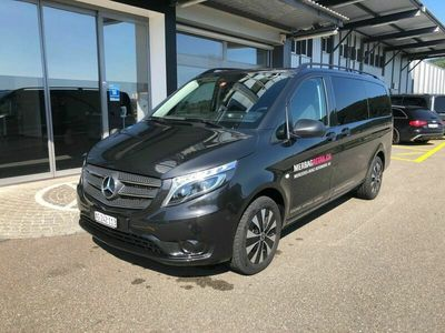 gebraucht Mercedes Vito 116 CDI Lang Pro Tourer 4Matic 9G-Tronic