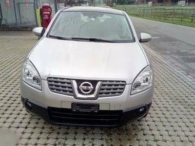 gebraucht Nissan Qashqai ab Mfk