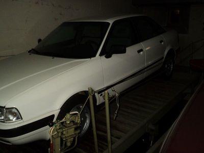 gebraucht Audi 80 2.0 E quattro ABS AiB
