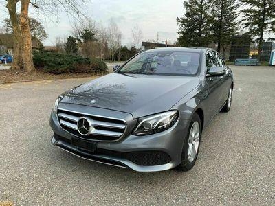 gebraucht Mercedes E220 Avantgarde 9G-Tronic