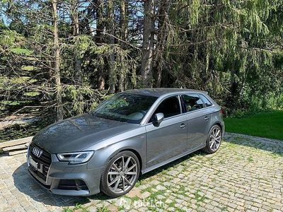 gebraucht Audi A3 Tdi S-line quattro