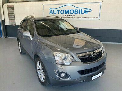 gebraucht Opel Antara Antara 2.2 CDTi Cosmo 4WD Automatic2.2 CDTi Cosmo 4WD Automatic