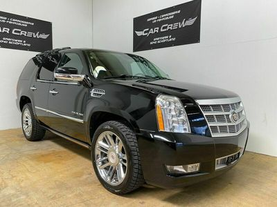 gebraucht Cadillac Escalade Platinum 6.2