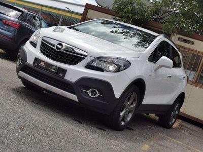 gebraucht Opel Mokka 1.4i T Cosmo 4WD