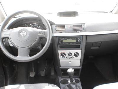 gebraucht Opel Meriva 1.6 .16V NAVI