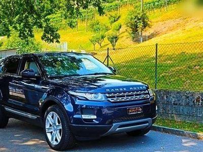 gebraucht Land Rover Range Rover evoque Range Rover Evoque