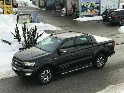 gebraucht Ford Ranger Wildtrak 3.2TDCi A
