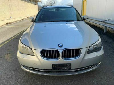 gebraucht BMW 525  d Touring Steptronic