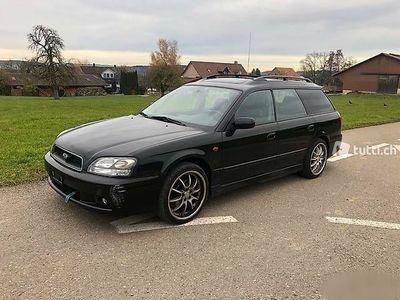 gebraucht Subaru Legacy 2.5 4WD Ab MFK