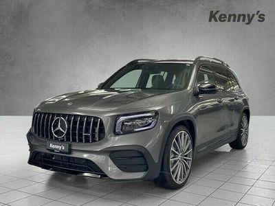 gebraucht Mercedes GLB35 4m