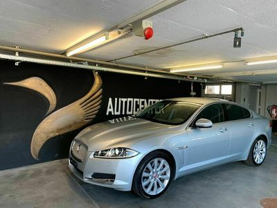 gebraucht Jaguar XF 3.0 V6 S/C 4x4