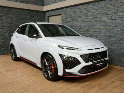gebraucht Hyundai Kona 2.0 T-GDi N DCT