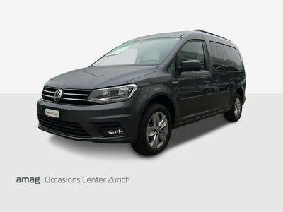 gebraucht VW Caddy Maxi 1.4 TSI Comfortline DSG