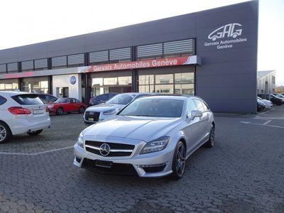 gebraucht Mercedes CLS63 AMG Shooting Brake AMG S 4Matic Speedshift