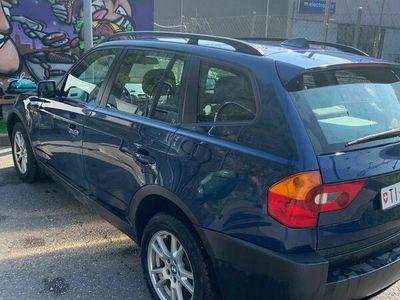 gebraucht BMW X3  3.0 Diesel