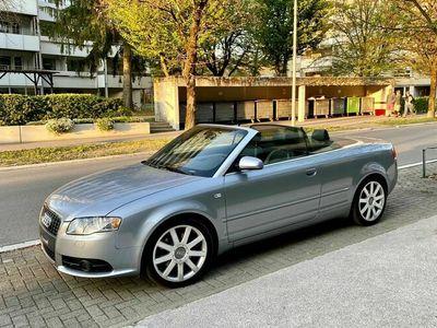 gebraucht Audi A4 Cabriolet 1.8T