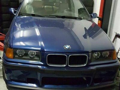 gebraucht BMW M3 3er3.0l Limousine E36