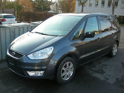 gebraucht Ford Galaxy 2.0 TDCi Carving
