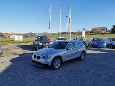gebraucht BMW X1 E84 20d EfficD Edition
