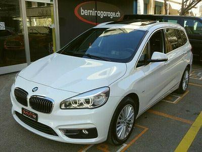 gebraucht BMW 220 Gran Tourer  i Luxury Line Steptronic SAG