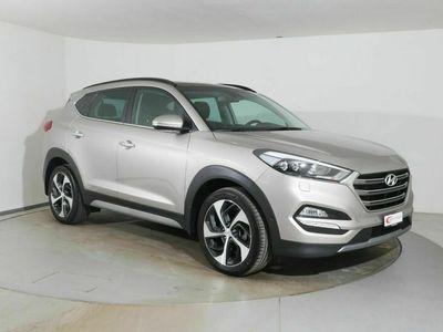 gebraucht Hyundai Tucson 2.0 CRDI Exikutive 4WD Automatic