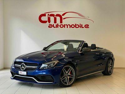 gebraucht Mercedes C63S AMG C-Klasse C 63 AMG C 63 S Cabriolet AMG*Performance-Sitze* C-Klasse C 63 AMGCabriolet AMG*Performance-Sitze*