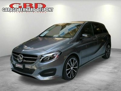 gebraucht Mercedes B220 CDI Swiss Star Edition Urban 4Matic 7G-DCT