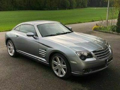 gebraucht Chrysler Crossfire Coupé Aut. 89'500 km Super-Zustand!