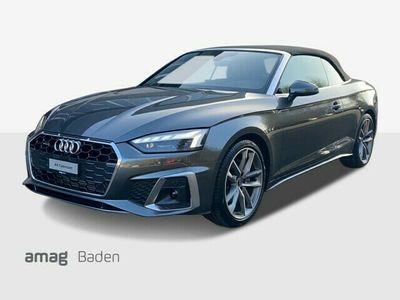 gebraucht Audi A5 Cabriolet  40 TFSI S-Line Attraction S-tronic quattro