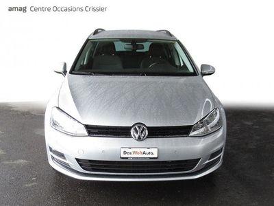 gebraucht VW Golf Variant 1.6 TDI Comfortline 4Motion